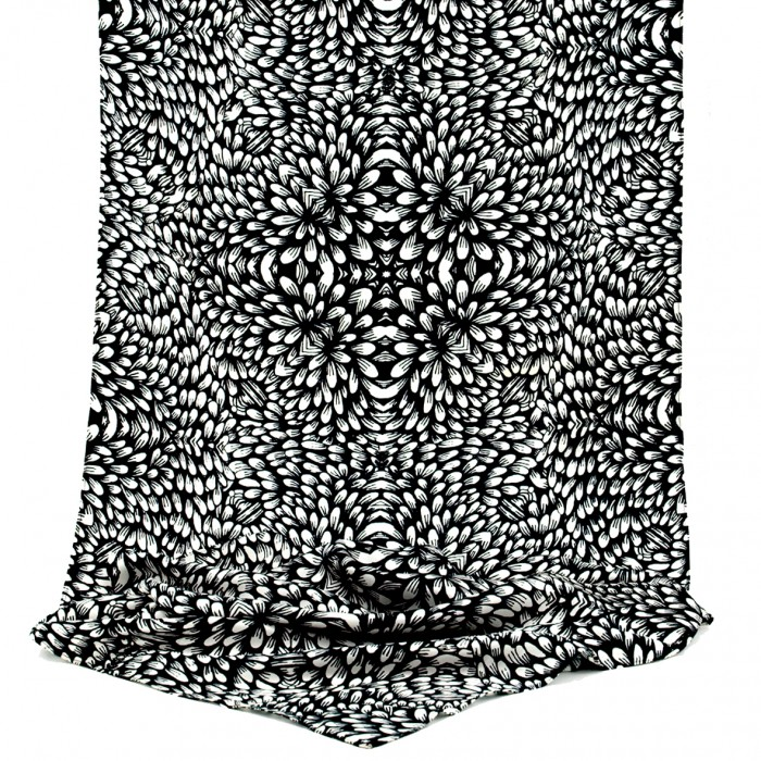 Chrysanthemum - Silk Scarf 2m x 50cm